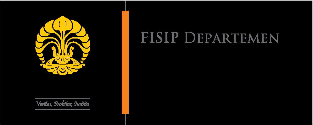 Departemen Ilmu Hubungan Internasional FISIP UI