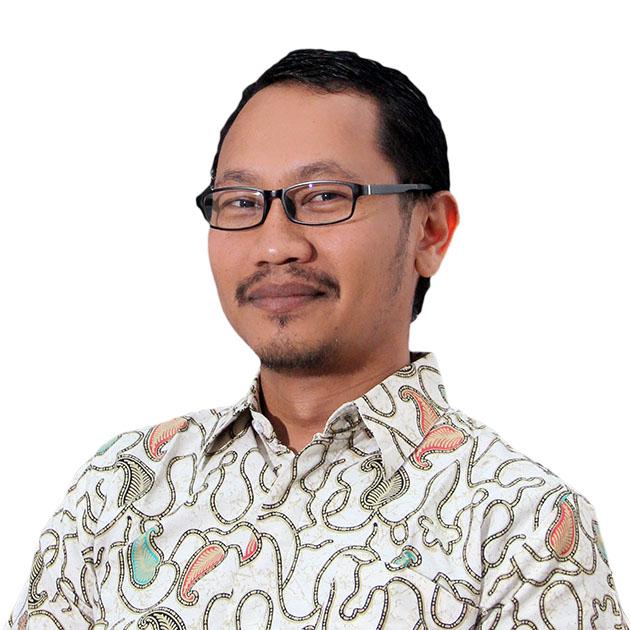 Dr. phil. Yandry Kurniawan
